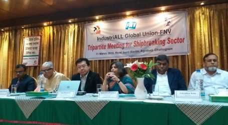 United call for sustainable shipbreaking in Bangladesh