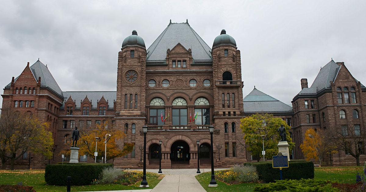 """Ford government's budget offers only """"fake"""" investments in education"""