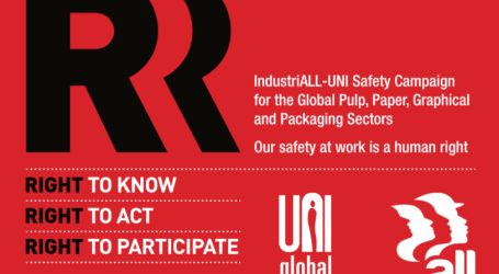 Global unions target safety at work in pulp, paper, graphical and packaging