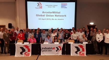 ArcelorMittal union network aims for stronger global dialogue