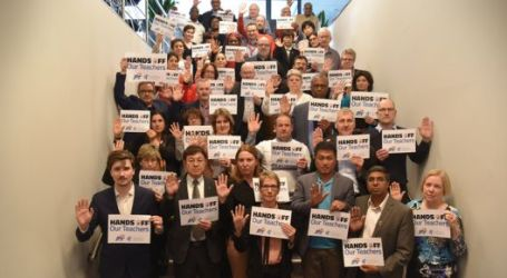 Democracy, human rights and the future of work on Executive Board's agenda