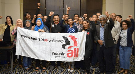 Malaysia: building union power by more members