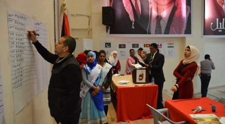 Migrant worker leaders elected in Jordan garment factories