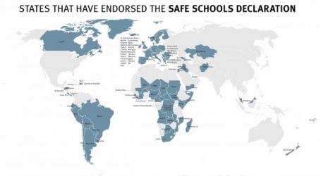 The Republic of Moldova endorses the Safe Schools Declaration