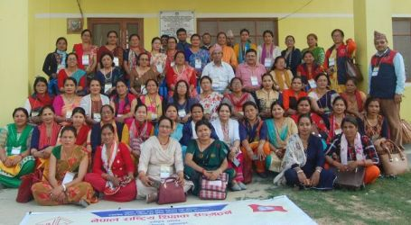 women education unionists develop leadership skills in the union, schools, and society