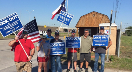IndustriALL condemns DowDuPont lockout of USW in Texas
