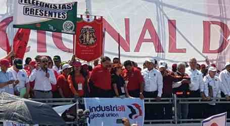 Labour reform: Mexico's independent unions highlight progress