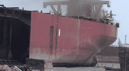 Safety crisis in Bangladesh shipbreaking yards continues