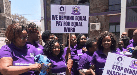 What unions can do to close the gender pay gap