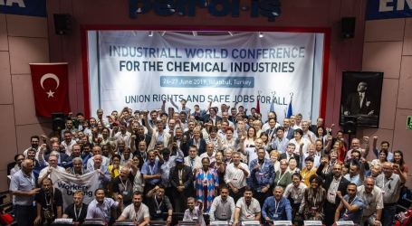 World chemical unions confront the future, united