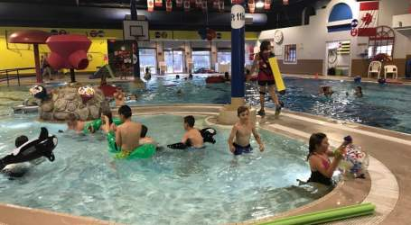 CUPE 2098 kicks off summer with free public swim