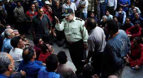 Iran: Workers Under Continued Political Repression