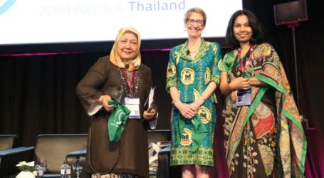 Leadership in social justice at the core of women's agenda