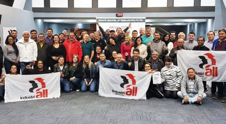 Workers discuss future of the mobility sector and employment in Latin America