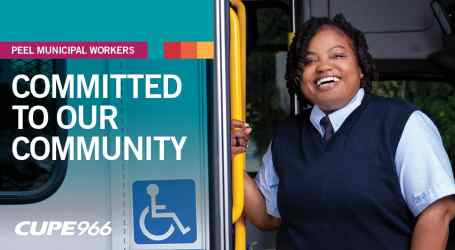 Peel Region municipal workers highlight their work in new ad campaign