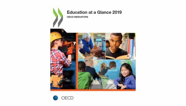 Education at a Glance 2019 shows governments must accelerate progress towards SDG 4 and quality education for all