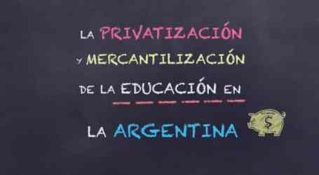new video gives insights into mechanisms of privatisation and commercialisation in education