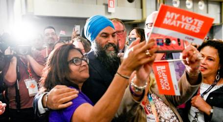 CUPE congratulates Jagmeet Singh and the NDP for their inspiring campaign