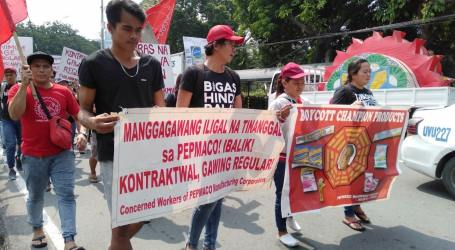 PEPMACO in the Philippines must stop union busting