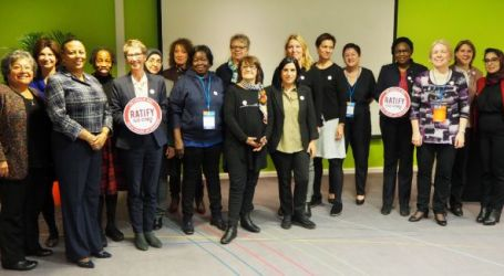 mobilising for a world of work free from violence and harassment