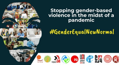 Stopping gender-based violence in the midst of a pandemic