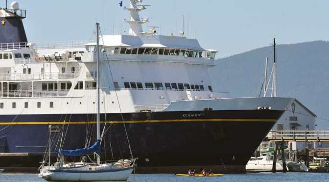 Port of Bellingham Ordered to Pay Injured Ferry Worker