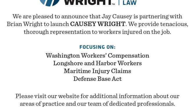 Jay Causey + Brian Wright = Causey Wright!