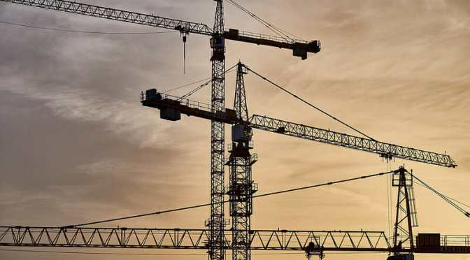 WA Construction Company Cited for Crane Safety Violations