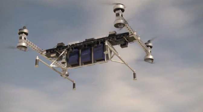Boeing Unveils New Cargo Air Vehicle Prototype