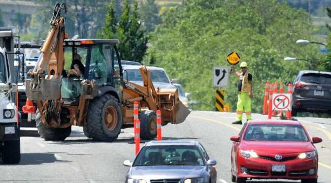 Washington State's Move Over Law Changes, Makes Work Zones Safer