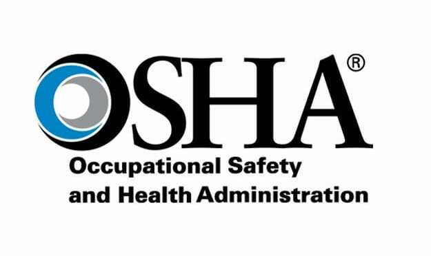OSHA's Top 10 Violations for 2018 revealed at National Safety Council Congress and Expo