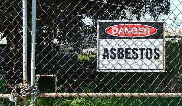 Asbestos  violations result in large fine