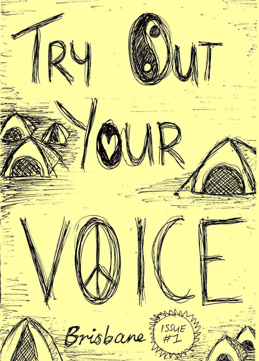 Try Out Your Voice