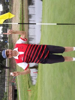 Hole in One - Barry Bennett Fox Hills 3rd Hole 20-01-19