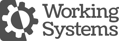 A Gear with the words Working Systems