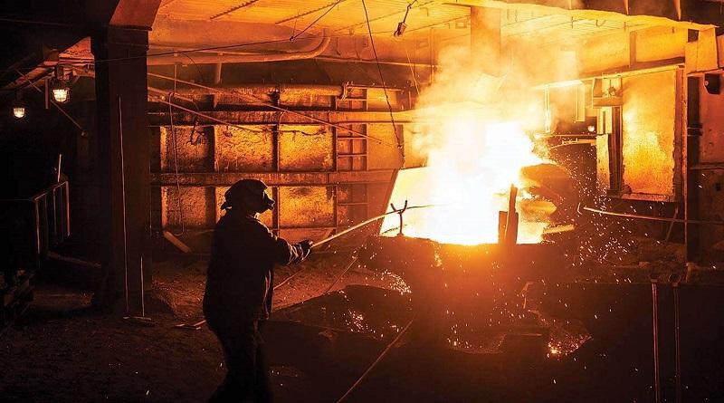bhilai steel plant blast