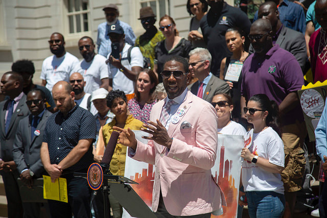 Lt. gov. candidate Jumaane Williams: Can he fight for affordable housing?