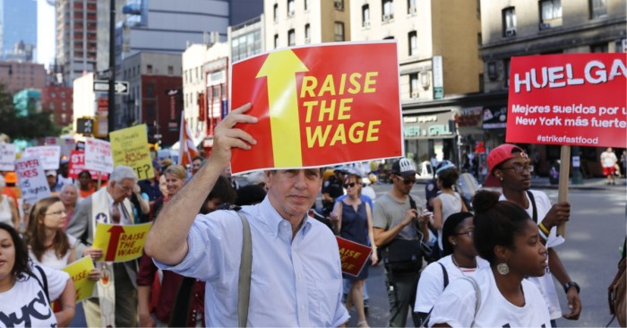 New Yorkers Need a Raise