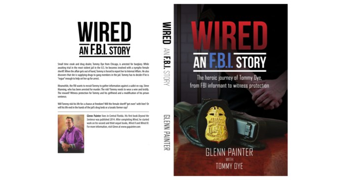 Wired: an FBI Story by Glenn Painter (Book Review)