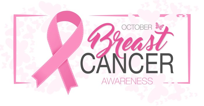 October is National Breast Cancer Awareness Month