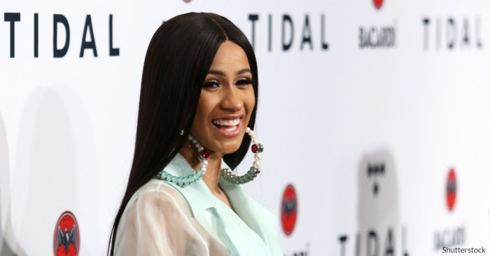 "Cinderella Story: Cardi B Opens Up About Her ""Rags to Riches"" Story"