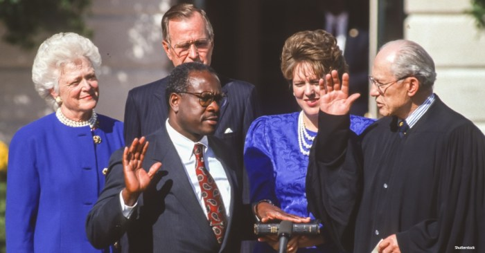 Will Justice Clarence Thomas Retire in the Summer of 2019?