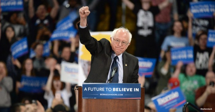 Bernie Sanders campaign workers unionize