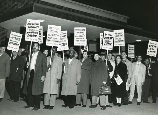 1199 SEIU Marks 60th Anniversary; Solidarity Was Key in Historic 1959 Victory
