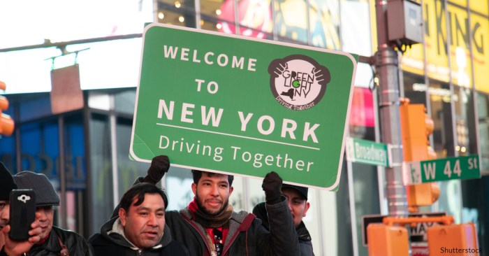 New York State: Senate Majority Passes Driver's License Access and Privacy Act