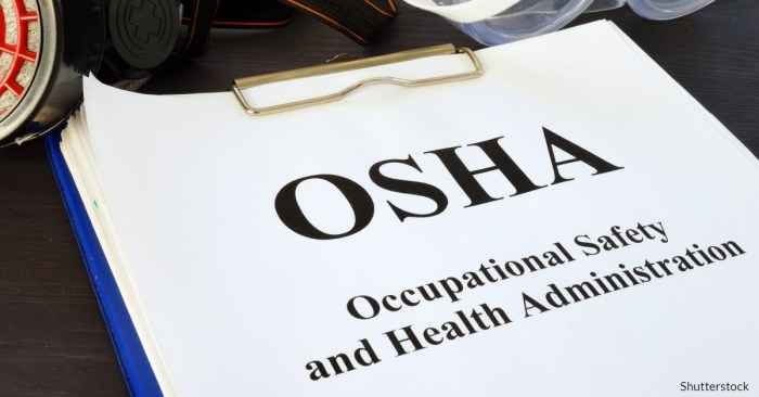OSHA and Its Fatal Four Construction Accidents