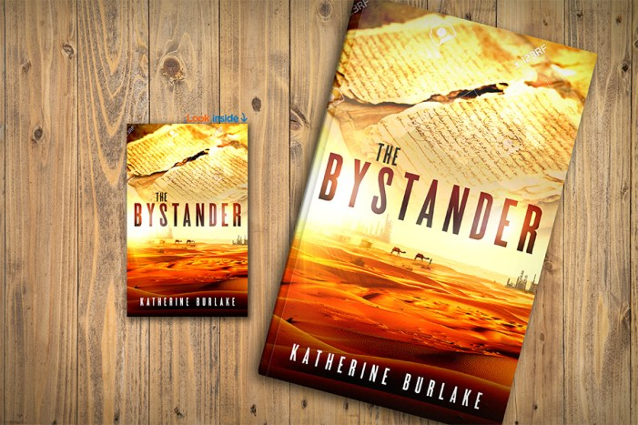 The Bystander: An Amy Prowers Book by Katherine Burlake (Book Review)