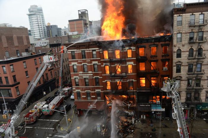 Manhattan landlord and contractors sentenced to 4 to 12 years behind bars for fatal East Village gas explosion