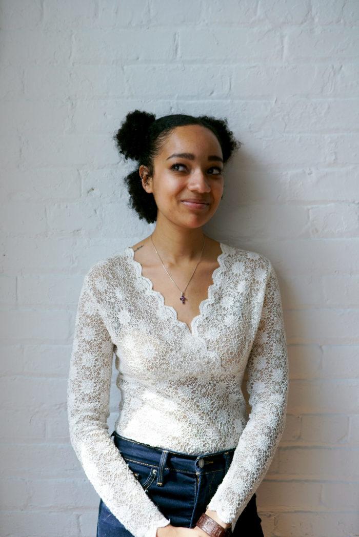 Spotlight on Emerging Filmmaker Alicia K. Harris
