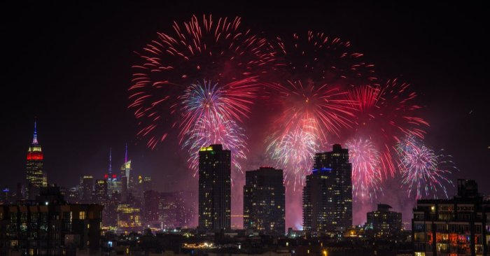 Concerns over Plans to Hold Macy's 4th of July Fireworks Show